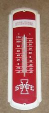 Iowa State Cyclones Thermometer College Football Basketball Sports University