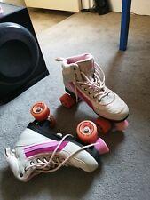 Quad roller skates size 6