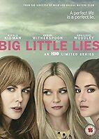 Big Little  Lies :Season 1 DVD BRAND NEW NEW!!! FREE SHIPPING!!!! USA!!! A+ SELL
