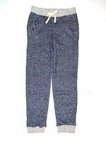 D.Signed Disney Sapphire Blue & Gray Marl Pull-on Pants Girls Size 10-12 New $40