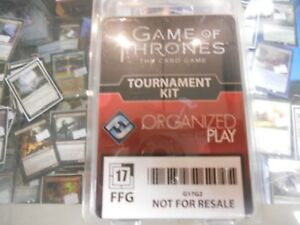 A Game of Thrones  2017 Tournament kit G17G2