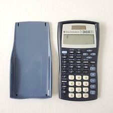 Texas Instruments TI-30XIID Office Equipment Blue Scientific Calculator
