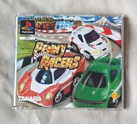 PS1 GAME - Penny Racers for Playstation 1 - PROMO DISC