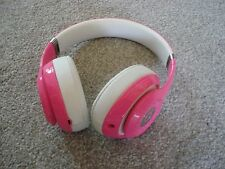 LikeNew Beats by Dr. Dre Studio 2.0 Wired  Handband Headphones - Pink