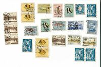 Mozambique postage stamps, used, x 26 (Batch 2)