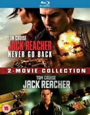 Jack Reacher 2-movie Collection Blu-ray 2016 Region