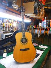 Larrivee D-10 Brazilian Dreadnaught Acoustic Guitar New Old Stock Mint Condition