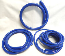 Blue Pure Silicone Vacuum Line Kit (10' 4mm) (5' 6mm) (2' 10mm) Engine Dress Up