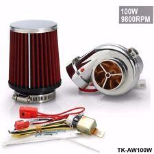 NEW MOTOR ELECTRIC TURBOCHARGER 100W 9800RPM FOR PIT PRO TUMPSTAR ATV QUAD BIKE
