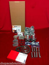Cadillac 390 Engine Kit Pistons+Rings+Timing+Rod/Main/Cam Bearings+Gaskets 1963