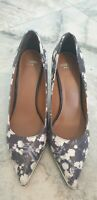 GIVENCHY Floral Pump Heels Shoes Sz 35 - SOLD OUT RRP AUD$1259 -Like New&GENUINE