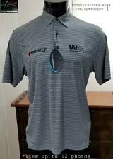 NEW Greg Norman PRO -Charley Hoffman Waste Management- Golf Tour Polo Shirt **M