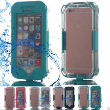 Water Resistant Transparent Mobile Phone Cases, Covers & Skins for iPhone 6s