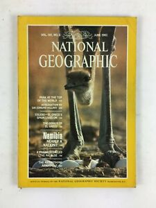 June 1982 NationalGeographic Magazine Namibia Nearly aNation? The Genius ElGreco