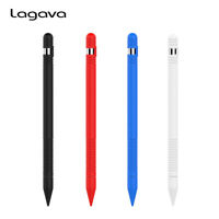 Silicone Pen Full Case for Apple Pencil, Sleeve for iPad Pro 12.9 10.5 9.7 inch