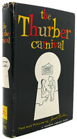 James Thurber THE THURBER CARNIVAL Modern Library #85 1st Modern Library Edition