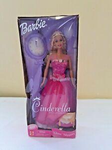 Barbie Princess 2001 Pink Boxed Vintage