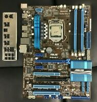 ASUS Combo P8H67 R3 + G620 2.6Ghz, LGA1155 H67 Dual GPU + IO shield. Tested