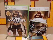 "Tomb Raider Underworld Xbox 360 ""GRATUIT UK p&p"""