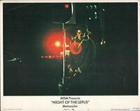 Night of the Lepus 1972 11x14 Lobby Card #7