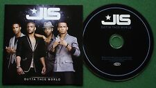 JLS Outta This World inc Eyes Wide Shut & Don't Talk About Love + CD