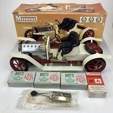 Vintage MAMOD Steam Roadster SA1 Steam Powered Car England Stick Antique Rare
