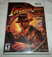Indiana Jones and the Staff of Kings (Nintendo Wii, 2009)