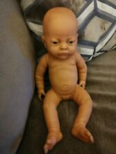 VINTAGE NEWBORN BABY GIRL DOLL