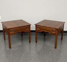 Bob Timberlake Lexington Solid Cherry Nightstands Island Lamp Tables