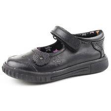 Hush Puppies Girls Shoes Infant 5 Black School Nursery Yaxley boxed £32 New