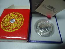 FRANKREICH 2007- 1/4 Euro in Silber, PP - JAHR DES SCHWEINS LUNAR Pig China-Case
