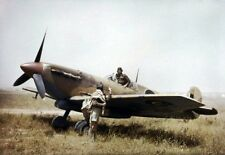 Military RAF SPITFIRE Bundle 2 - EIGHT 6x4 prints for price of 4 -