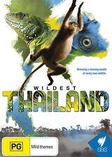 Wildest Thailand (DVD, 2014) Brand New  Region Free
