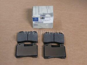 NEW Mercedes-Benz W124 R129 W202 GENUINE Front Brake Pad Set 0054200220
