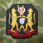 Vietnam War USA MACV-SOG CCN RT Recon Team Washington Pocket Patch - REPRO