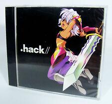 DOT HACK original Soundtrack CD Album NEU in Folie OST Anime .hack