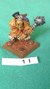 lot 1I Chaos Warrior Champion Rogue Trader metal OOP