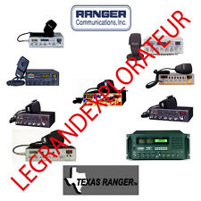 Ultimate Ranger -Texas Ranger  Radio Repair Service & Owner manuals DVD Manual s