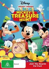 New - Mickey Mouse Clubhouse: Mickey's Treasure Hunt - DVD - ABC Shop