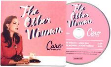 CARO EMERALD The Other Woman 2011 UK 2-trk promo CD radio edit / album version