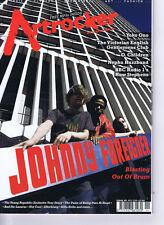JOHNNY FOREIGNER / YOKO ONOArtrocker No.95November2009