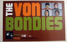 "The Von Bondies Raw and Rare 11 x 17"" Poster"