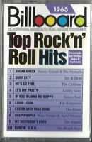 Billboard Top Rock & Roll Hits: 1963 [Cassette]Various BRAND NEW SEALED!