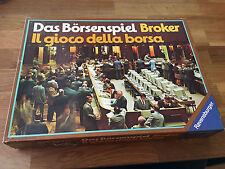 Das Börsenspiel-Gesellschaftsspiele mit Wirtschafts-Thema