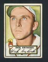 1952 Topps #149 Dick Kryhoski VGEX 109434