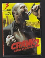 """ Crank 2 - High Voltage "" - lightly Used DVD"