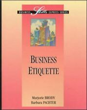 Business Etiquette-ExLibrary