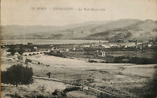 J) 1910 SIRIA, POSTCARD, LANDSCAPE, XF