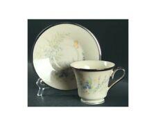 Lenox Cinderella Platinum Trim Coffee Cup and Saucer