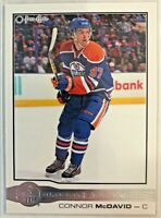 2015-16 Connor Mcdavid Upper Deck O-Pee-Chee Glossy Rookies #R-1 Oilers